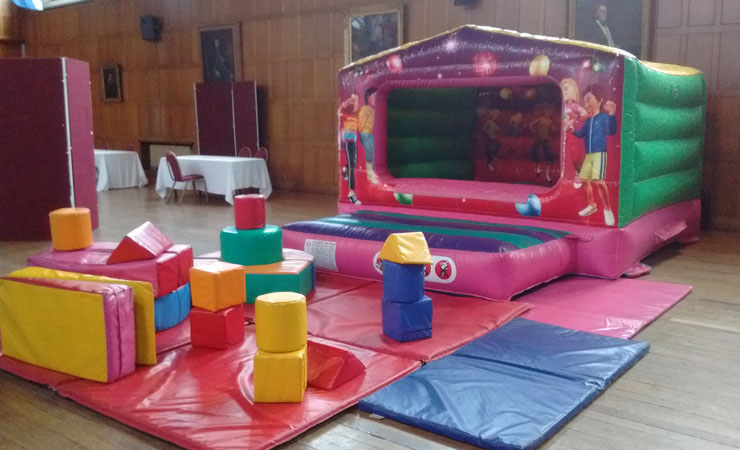 Softplay for under 5s