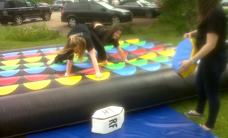 Inlatable Twister