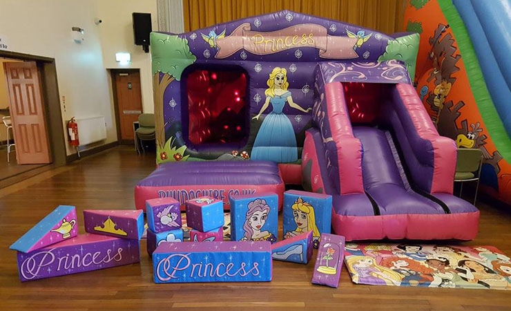 Princess Bounce n Slide