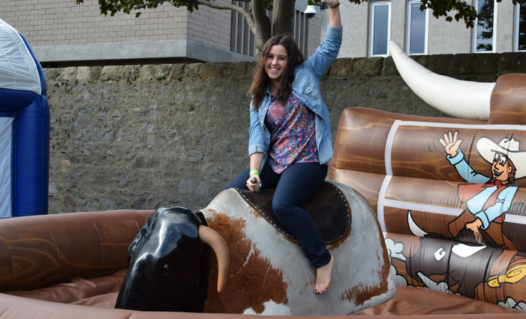 Rodeo Ride/Bucking Bronco